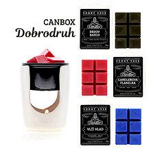 Svietidlá a sviečky - Canbox Dobrodruh - 12706459_