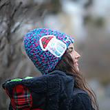 Čiapky - Origo čiapka domček - 12708140_