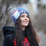 Čiapky - Origo čiapka domček - 12708141_