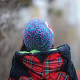 Čiapky - Origo čiapka domček - 12708143_