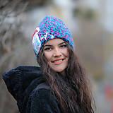 Čiapky - Origo čiapka domček - 12708145_