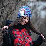 Čiapky - Origo čiapka domček - 12708146_