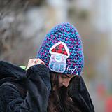 Čiapky - Origo čiapka domček - 12708148_