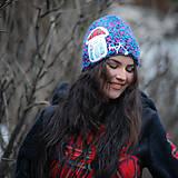 Čiapky - Origo čiapka domček - 12708150_