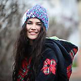 Čiapky - Origo čiapka domček - 12708151_