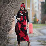 Šaty - Origo šatoš rolákoš samé kvety - 12708403_