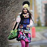 Sukne - Origo sukňa kvety čary mary - limit - 12708526_