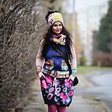 Sukne - Origo sukňa kvety čary mary - limit - 12708528_