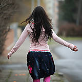 Sukne - Origo sukňa kvety čary mary - limit - 12708531_