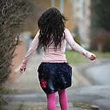 Sukne - Origo sukňa kvety čary mary - limit - 12708532_
