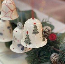 Dekorácie - Vianočný zvonček. - 12706591_