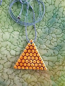 Šperky - Triangel - 12713383_