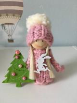 Dekorácie - Severanka- Vianocna dekoracia - 12710867_