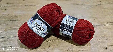 Galantéria - Nako Spaghetti (1175 - červená) - 12711565_