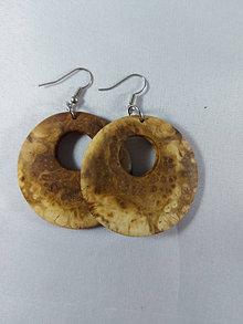 Náušnice - robinia earrings - 12710790_