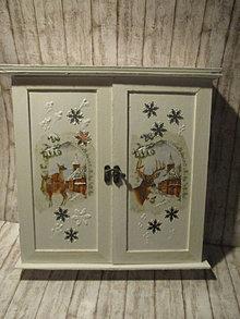 Krabičky - Adventný kalendár - 12711698_