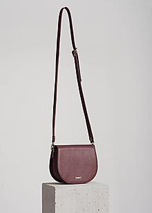 Kabelky - Saddle mini bordo - 12709220_