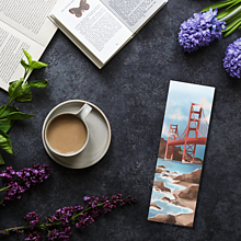 Papiernictvo - Záložka Golden Gate Bridge - 12712950_
