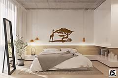 Dekorácie - Interiérová dekorácia  - Safari - 12713363_