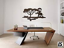 Dekorácie - Interiérová dekorácia  - Africa - 12713376_