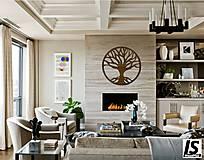 Dekorácie - Interiérová dekorácia  - Strom života 2. - 12713408_