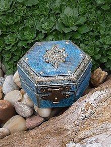 Krabičky - Šperkovnička - 12711856_