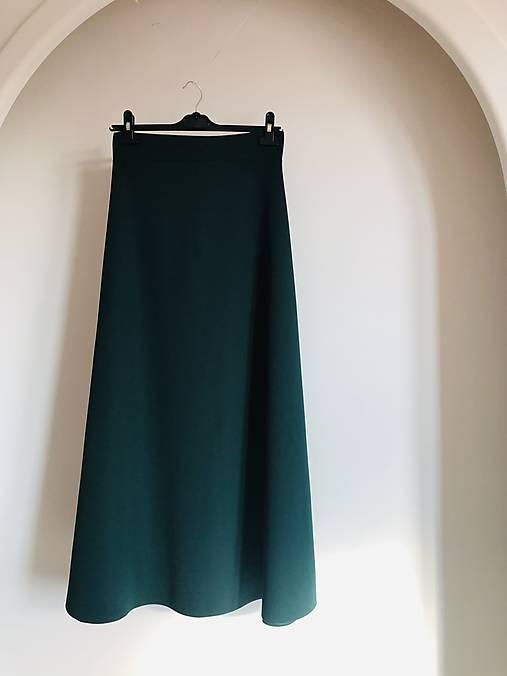 Sukňa Smaragd