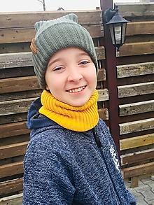 """Detské čiapky - Detská čiapka, """"Sam"""", OEKO-TEX®, rôzne farby - 12718299_"""