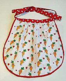 Textil - Detská zásterka - 12715857_