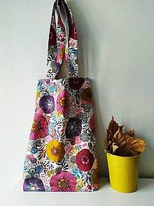 Nákupné tašky - Hravá taška - 12716010_