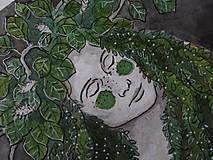 Kresby - Zorana, skalná víla - 12716158_