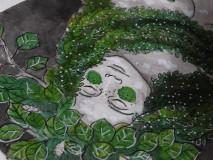 Kresby - Zorana, skalná víla - 12716162_