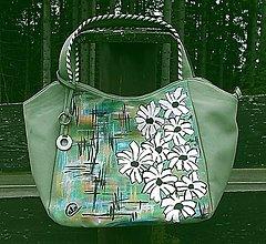 Kabelky - Maľovaná kabelka 52 - 12717108_