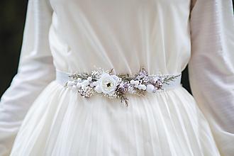 """Opasky - Kvetinový opasok """"sviatočný deň"""" - výpredaj z 24€ - 12718294_"""