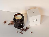 Drogéria - Pleťové a telové maslo Natural kakao (100 ml) - 12718716_
