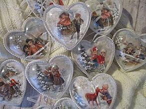 Dekorácie - Vianočné ozdoby - 12723165_