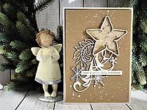 Papiernictvo - Hviezda hŕkacia pohľadnica - 12718888_
