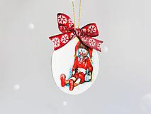 """Dekorácie - Vianočná ozdoba """"Pinocchio"""" - 12718672_"""