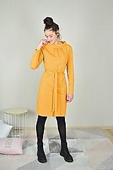 Šaty - Teplákové šaty COLLECTED - 12720203_