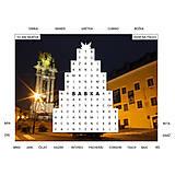 Grafika - Vianočná osemsmerovka so slovami vo Vašom nárečí - 12722833_