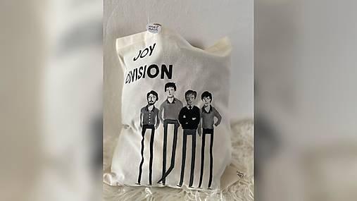 ♥ Plátená, ručne maľovaná taška ♥