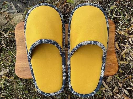 Veľké žlté papuče