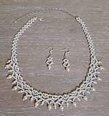 Sady šperkov - Svadobný set - 12719285_
