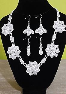 Sady šperkov - Svadobný set - 12719230_