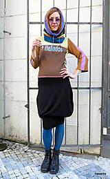 Sukne - ALOHA -variabilní, balónová sukně - 12721511_
