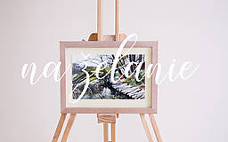 Obrazy - Akvarel obraz na želanie - 12722336_