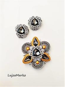 Sady šperkov - Bella sada v darčekovom balení - 12721668_