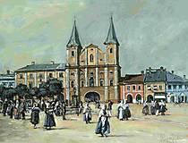 Obrazy - Žilina - reprodukcie - 12720169_