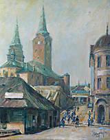 Obrazy - Žilina - reprodukcie - 12720210_