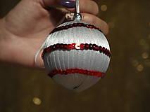 Drobnosti - Vianočné ozdoby - 12732743_